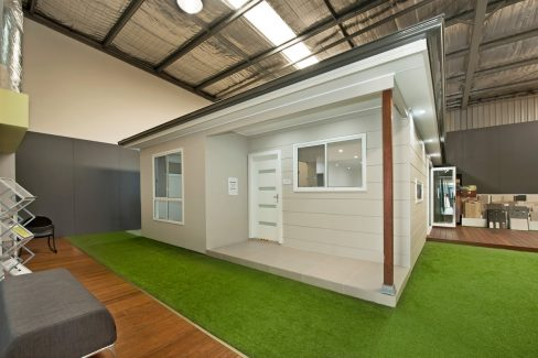 Granny Flats Australia Showroom