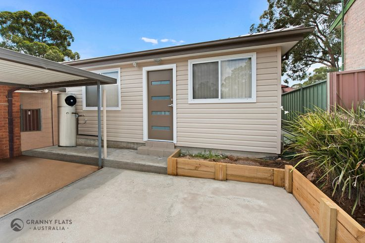 Granny Flat Ambarvale 1 - 2 bedroom 60m2