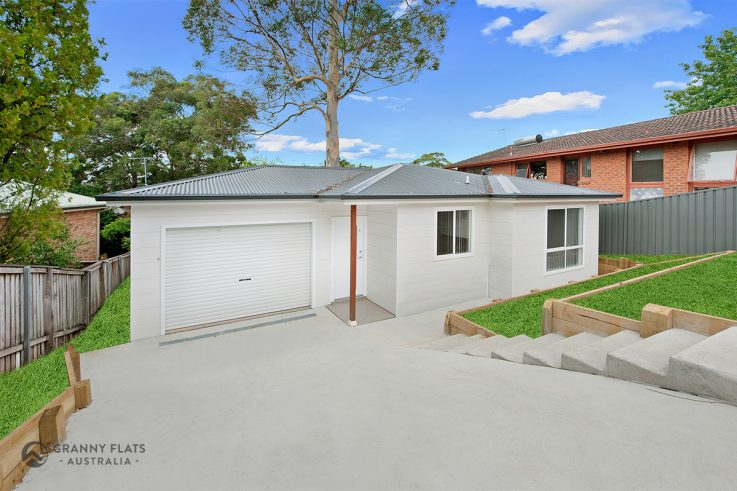 Granny flat - Carlingford 1