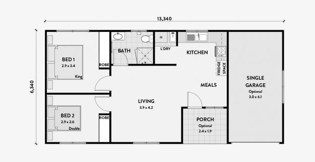 1 bedroom granny flat floor plans 60m2 furniture design for your home for 1 bedroom granny flat floor plans